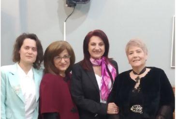 Παρουσιάστηκε η ποιητική συλλογή της Σταυρούλας Μέρκου στο Αγρίνιο