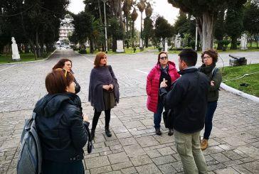 Επίσκεψη τουριστικών πρακτόρων στο δήμο Μεσολογγίου
