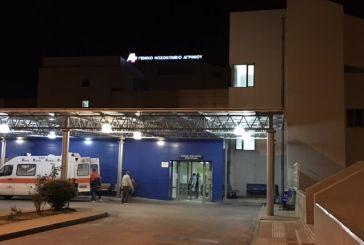 Νοσοκομείο Αγρινίου: οργισμένοι διοικητής και Επιτροπή Λοιμώξεων με το Σωματείο Εργαζομένων