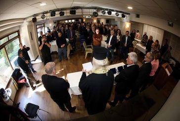 Μεγάλη συμμετοχή στην κοπή πίτας της Ομοσπονδίας Πολιτιστικών Συλλόγων Ξηρομέρου