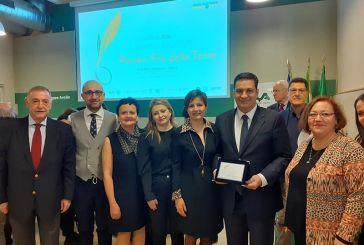 """Το Αγρίνιο βραβεύτηκε στην Ιταλία για τις εκδηλώσεις """"ελαία"""""""