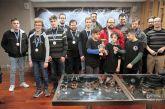 """Σκάκι: 4ο """"rapid φιλίας"""" στη Ναύπακτο με ρεκόρ ομάδων (φωτο)"""
