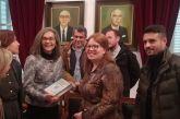 Η Σοφία Σακοράφα συναντήθηκε και με το Συμβούλιο Κοινότητας Μεσολογγίου
