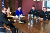 Η νέα Διοίκηση της Πυροσβεστικής στη Μαρία Σαλμά