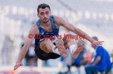 Ο Αγρινιώτης Κωνσταντίνος  Σαράκης στο Πανελλήνιο Πρωτάθλημα Κλειστού Στίβου 2020