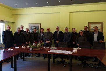 Την Σχολή Γεωπονικών Επιστημών επισκέφθηκε ο Δήμαρχος Μεσολογγίου