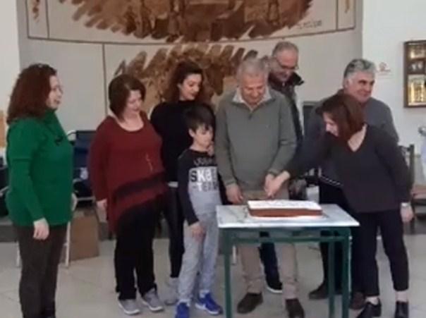 Σύλλογος Εθελοντών Αιμοδοτών Αιτωλοακαρνανίας: Εκλογές, αιμοδοσία και… κοπή πίτας (video)