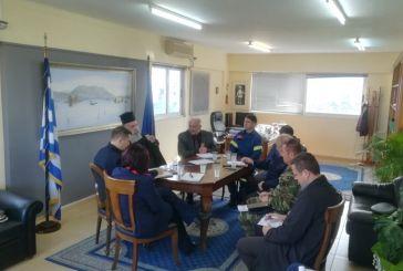 Σύσκεψη στο Μεσολόγγι  για τις Εορτές Εξόδου