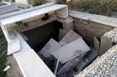 Αναζητούνται οι δράστες που έσπασαν τάφους στο νεκροταφείο της Καμαρούλας
