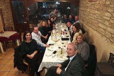 Έκοψε την πίτα της η θεατρική ομάδα του Κέντρου Πολιτισμού δήμου Θέρμου