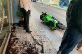 Παράσυρση ηλικιωμένης από μοτοσικλετιστή στο Αγρίνιο-και οι δυο στο νοσοκομείο