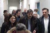 Στο Κέντρο Υγείας Αμφιλοχίας ο Ξανθός με κλιμάκιο του ΣΥΡΙΖΑ