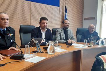 Παρουσία του Γ.Γ. Νίκου Χαρδαλιά η σύσκεψη φορέων Πολιτικής Προστασίας στην Περιφέρεια