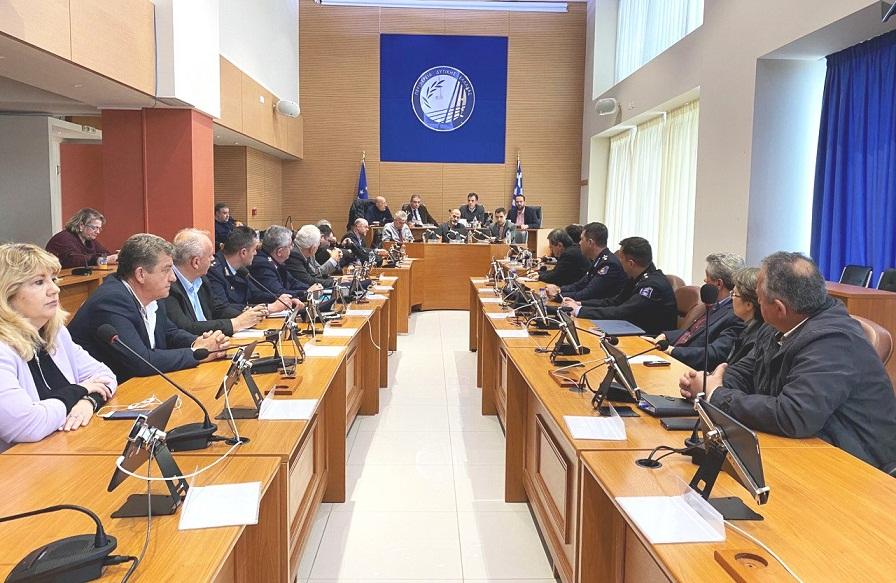 Kορωνοϊός: Έκτακτη σύσκεψη στην έδρα της Περιφέρειας Δυτικής Ελλάδας