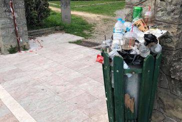 Αγρίνιο: Και πάλι κόσμος στο Πάρκο! Κάπως έτσι θα έρθει ολική απαγόρευση…
