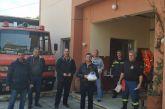 Κορονοϊός: Mέσα ατομικής προστασίας διέθεσε στο πυροσβεστικό προσωπικό της Αιτωλοακαρνανίας η Ένωση Πυροσβεστών Δυτικής Ελλάδας και Ιονίων Νήσων