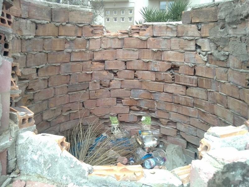 Αγρίνιο: Ένα… ερείπιο στην Αγία Τριάδα δείχνει πως πήγε η… ευρωπαϊκή ενοποίηση!