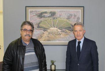 Κ. Σπηλιόπουλος για Αγιομυργιανάκη: «Φίλε Μανώλη θα μας λείψεις»