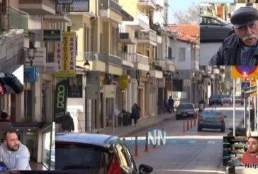 Κορωνοϊός: Η εικόνα στην αγορά της Ναυπάκτου – Τηρούν τα μέτρα οι πολίτες; (video)