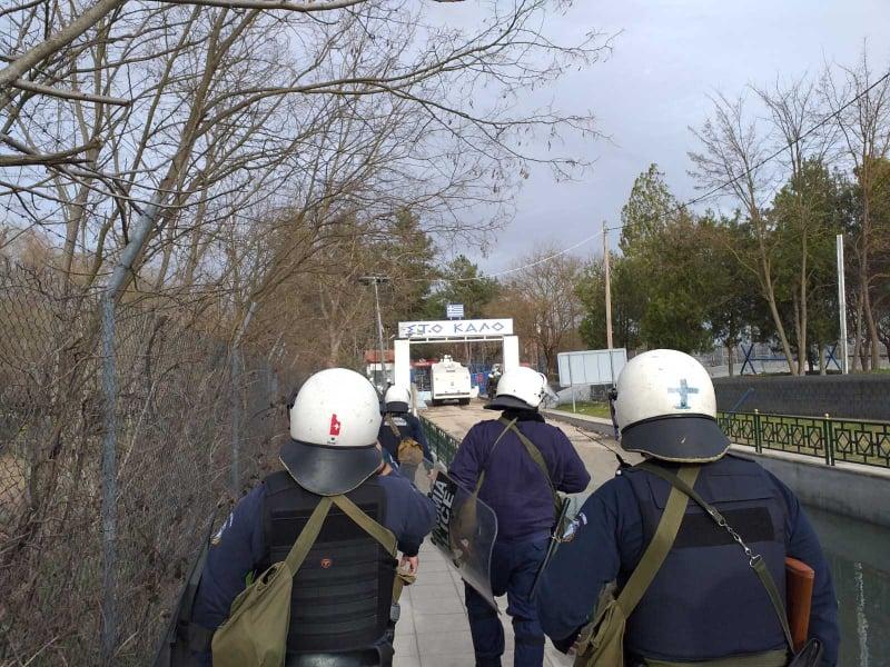 Φεύγουν για Έβρο αύριο 20 αστυνομικοί της Διεύθυνσης Ακαρνανίας