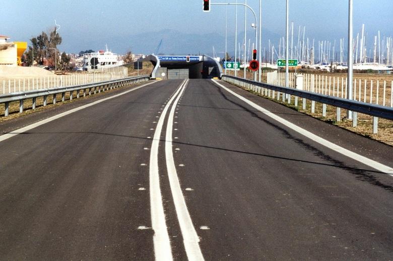 """Υπουργός Υποδομών: υπόσχεση να """"τρέξει"""" το Άκτιο-Αμβρακία  με ασάφεια για το χρονοδιάγραμμα"""
