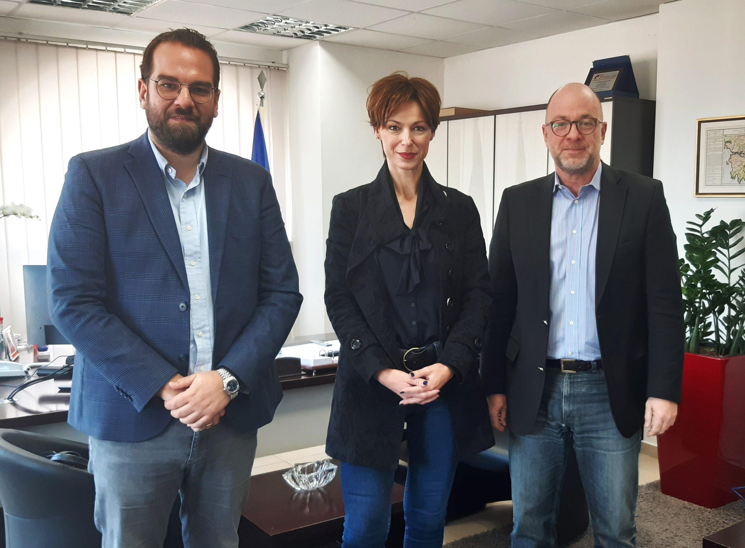 Περιφερειακό: Ορκίστηκε η Ζωή Αναστασοπούλου στη θέση του αείμνηστου Μανώλη Αγιομυργιαννάκη