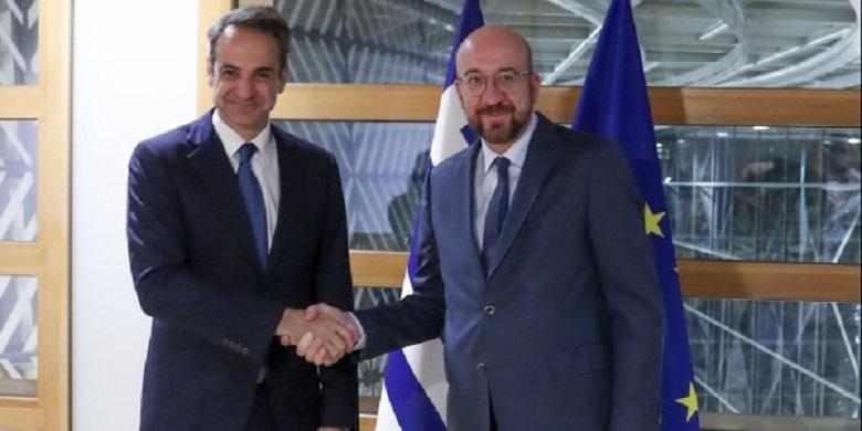 Στον Έβρο την Τρίτη ο Μητσοτάκης -Μαζί του οι επικεφαλής της ΕΕ