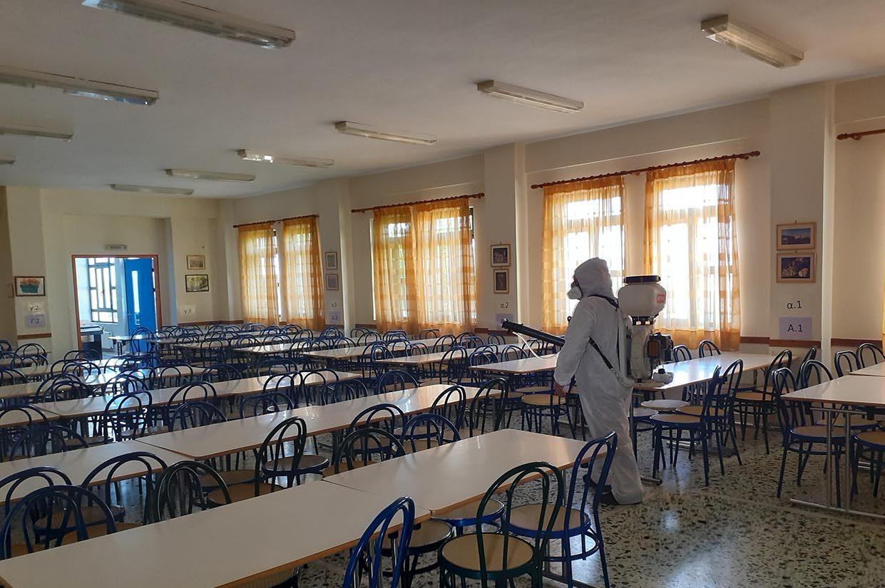 Επιστροφή στα σχολεία: Το σχέδιο δράσης εάν κάποιος μαθητής νοσήσει από κορωνοϊό