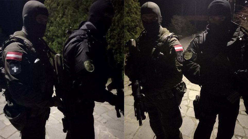 Έβρος: Αυστριακοί κομάντος σε Τούρκους – «Εδώ είναι η χώρα μας, υπερασπιζόμαστε τα ευρωπαϊκά σύνορα»