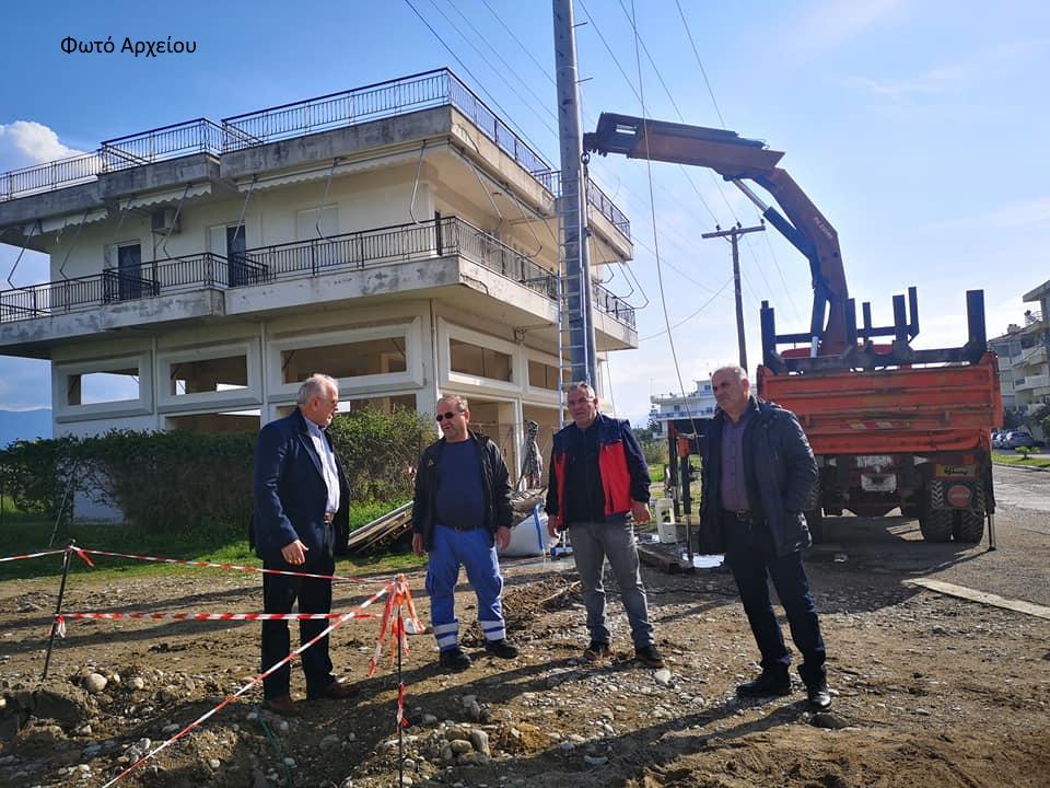 Δήμος Μεσολογγίου: Διακοπή εργασιών στα υπό εξέλιξη δημόσια έργα