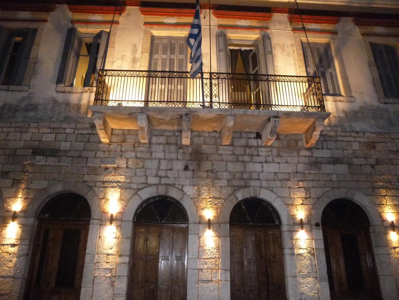 Αναστέλλουν τη λειτουργία τους το Ιστορικό Μουσείο και η Βιβλιοθήκη της «Διεξόδου» στο Μεσολόγγι