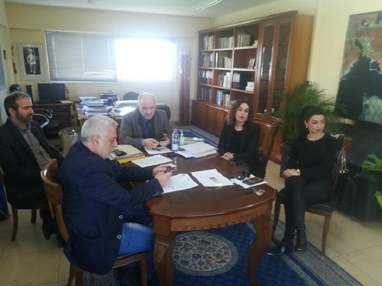 Κορονοϊός: σύσκεψη στο δήμο Μεσολογγίου, κλείνουν προληπτικά ΚΑΠΗ και  ΚΔΑΠ – μεΑ