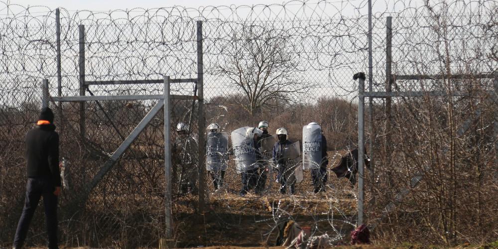 Αδειάζει ο Εβρος από μετανάστες – Οι Τούρκοι εκκένωσαν τον καταυλισμό