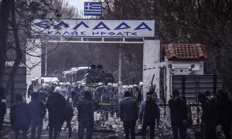 """Εργατικό Κέντρο Αγρινίου: «Η προστασία των συνόρων δε μπορεί να συνοδεύεται με μισανθρωπισμό"""""""