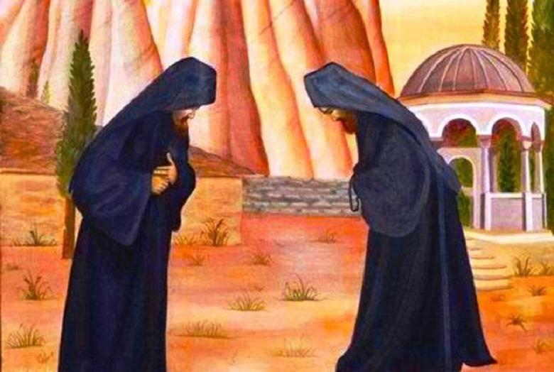 Η συγχώρεση στην πνευματική ζωή