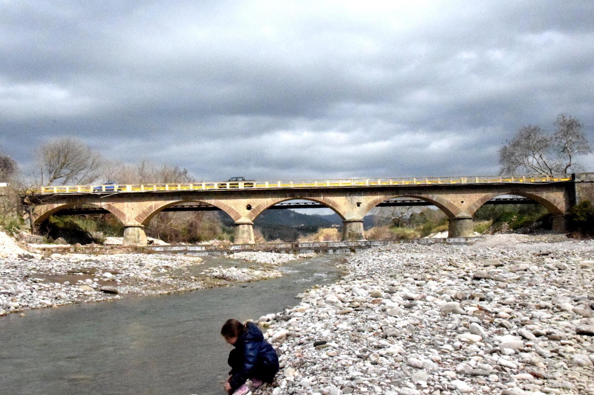 Μια πρόταση για τη γέφυρα της Αβώρανης