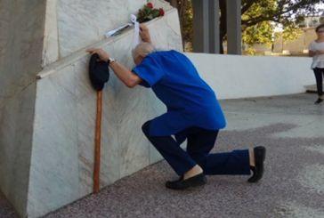 Πανελλήνια θλίψη για το θάνατο του Μανώλη Γλέζου- Η τελευταία συγκλονιστική παρουσία του στο Αγρίνιο (βίντεο)