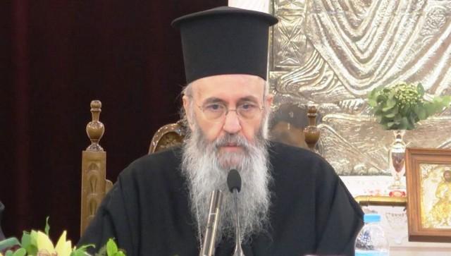 Ιερόθεος: η εκκλησία προτρέπει τους πιστούς να μείνουν στο σπίτι