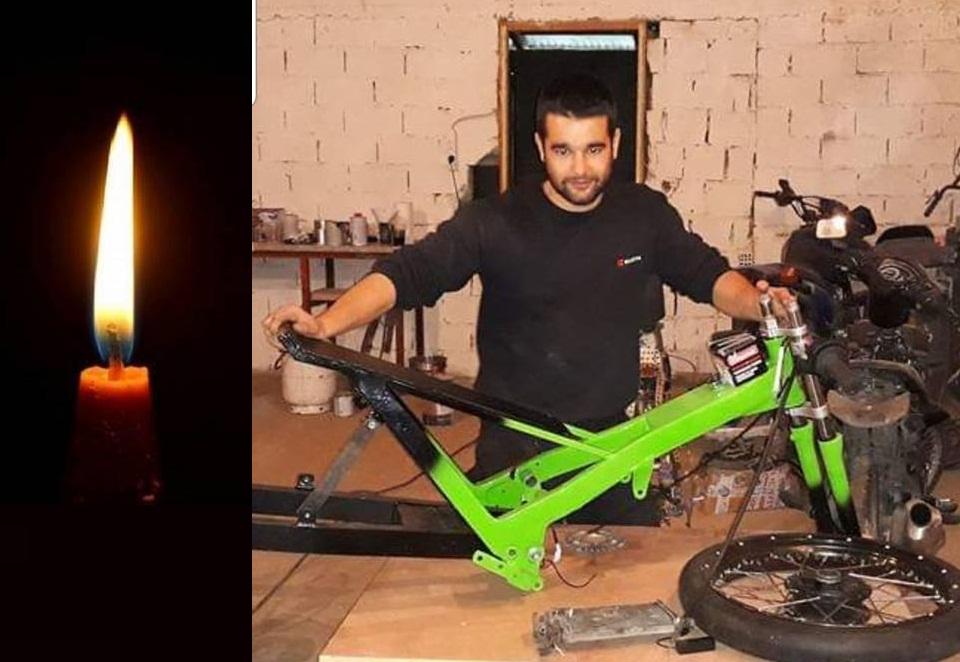 Ξηρόμερο: Θρήνος για τον 26χρονο που έχασε τη ζωή του σε τροχαίο