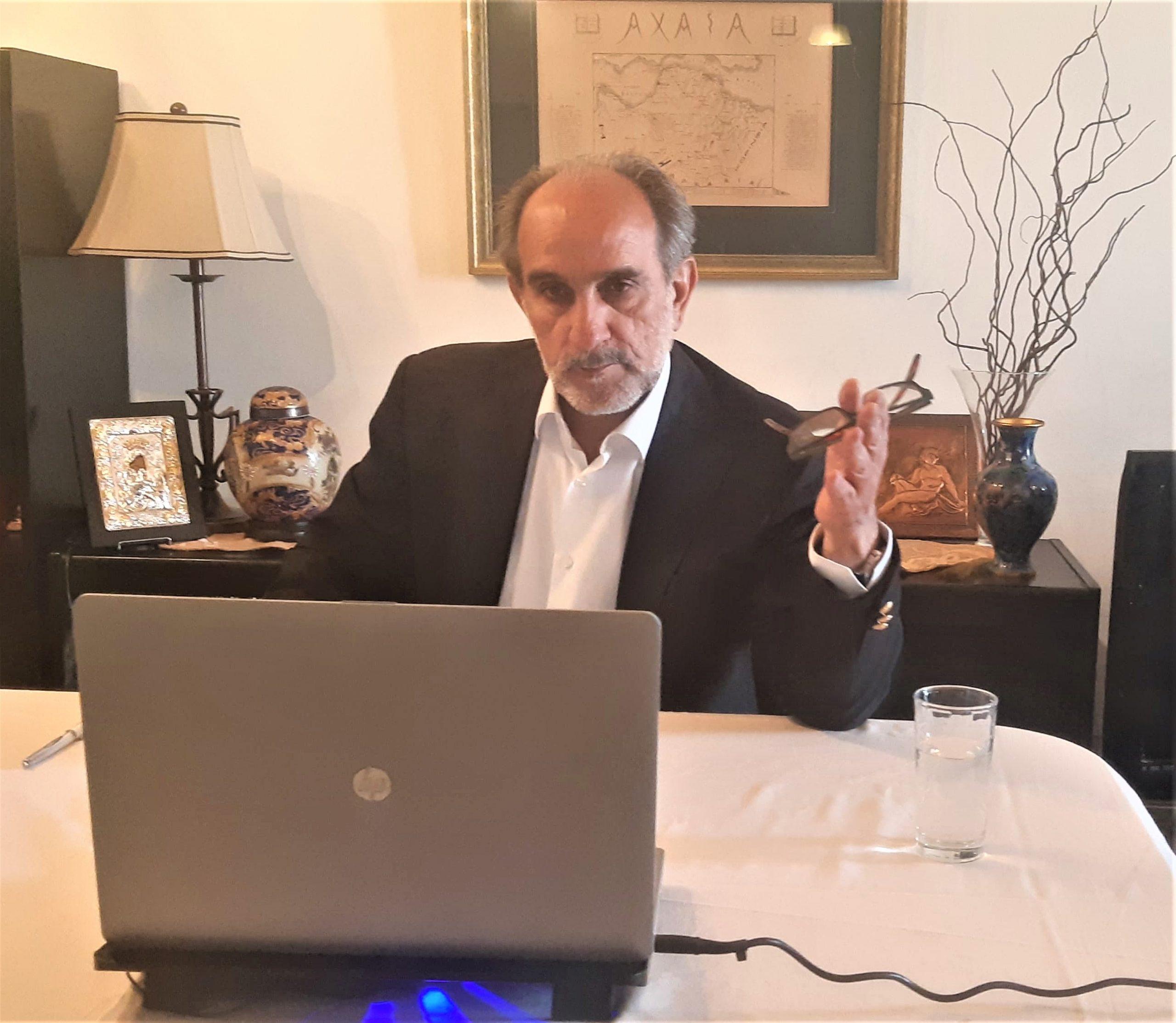 Οι αποφάσεις της ολομέλειας της παράταξης Κατσιφάρα-Συνεδρίασε διαδικτυακώς