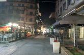 Απαγόρευση κυκλοφορίας από τις 7 το απόγευμα στην Αιτωλοακαρνανία
