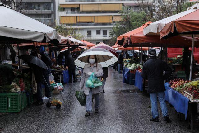 Κορονoϊός: Τελευταία προειδοποίηση για τις λαϊκές αγορές – Ποιες κινδυνεύουν με «λουκέτο»