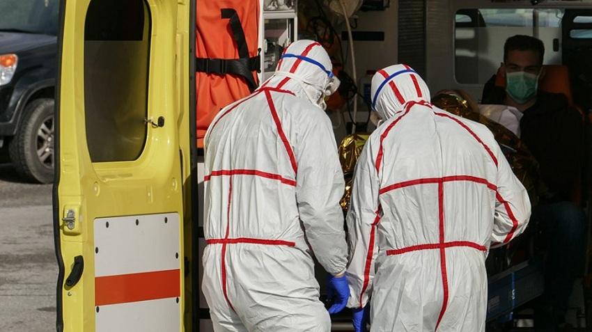 Tρεις θάνατοι από κορονοϊό σε 24 ώρες – Στους 113 ο συνολικός αριθμός
