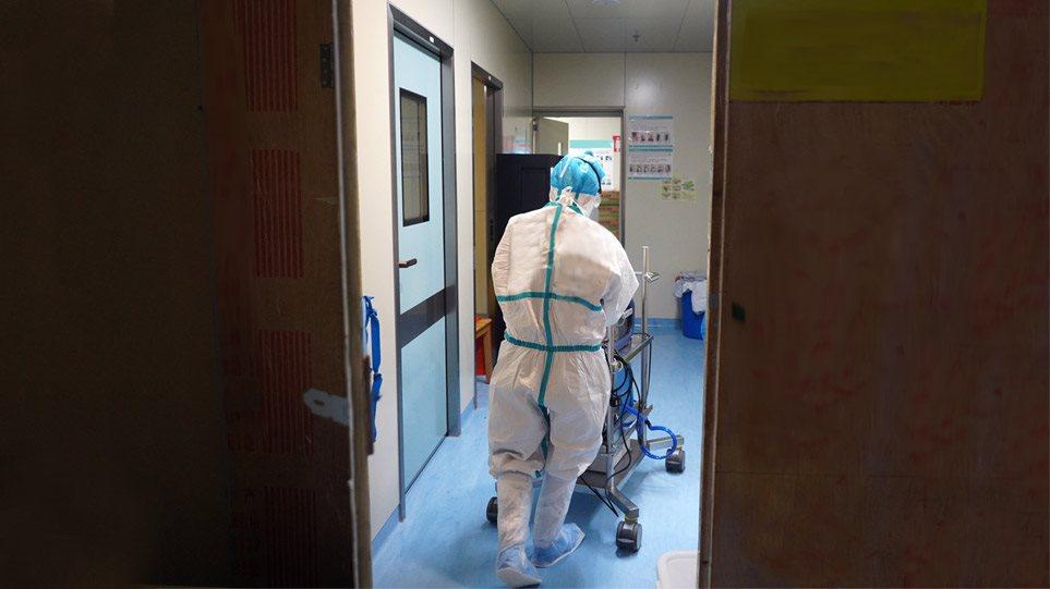 Koρωνοϊός: γενναία στάση απο τον γιατρό που νόσησε στην Αιτωλοακαρνανία-τι αναφέρει σε ανάρτηση του