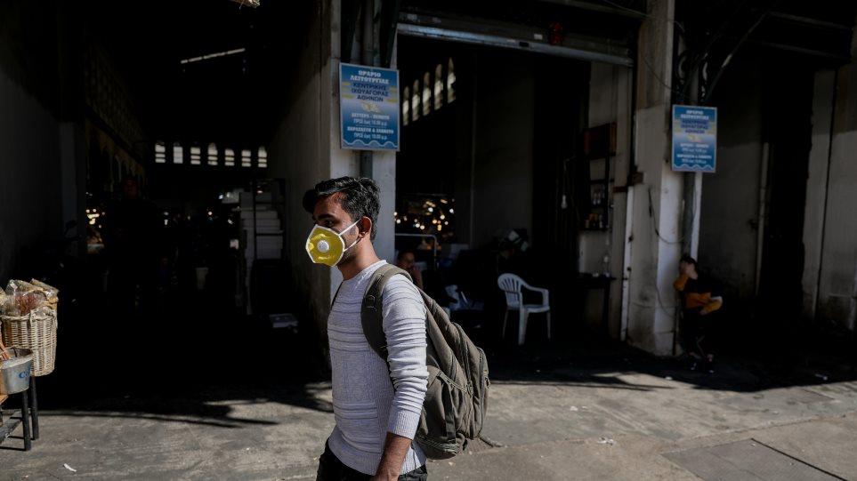 Κορωνοϊός -Δημοσκόπηση: 50% των Ελλήνων πιστεύει ότι θα κολλήσει -Θετικά τα μέτρα της κυβέρνησης λέει το 87%