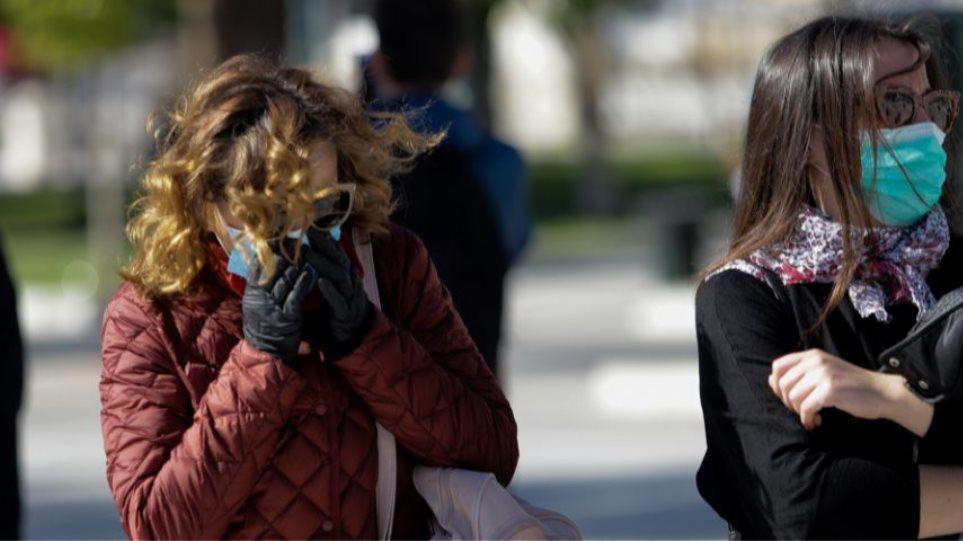 Κορωνοϊός – ΕΟΔΥ: η διασπορά  στην Ελλάδα -χωρίς επιβεβαιωμένο κρούσμα παραμένει η Αιτωλοακαρνανία