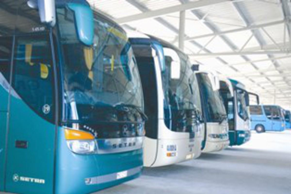 Κορωνοϊός-Αγρίνιο: λιγοστεύουν δραματικά οι επιβάτες, λιγοστεύουν και τα δρομολόγια των λεωφορείων