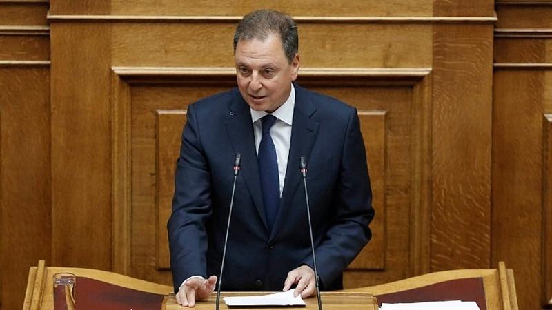 """Σπ. Λιβανός: """"να επουλώσουμε τις πληγές του παρελθόντος και να στηρίξουμε την προσπάθεια της χώρας να ανακάμψει"""""""