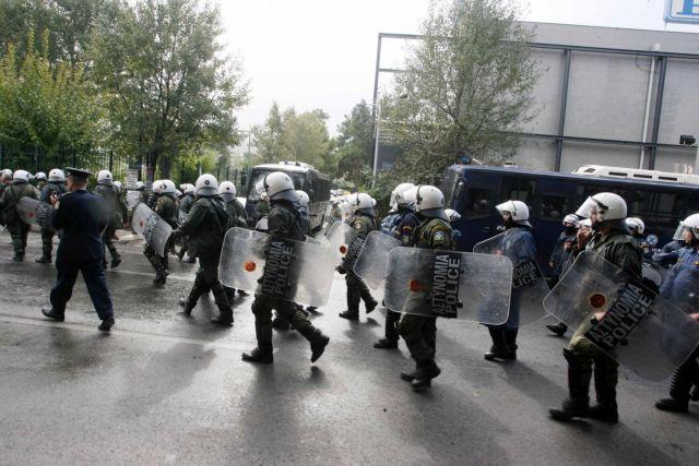 Κορωνοϊος: Πρώτο κρούσμα στα ΜΑΤ – Σε καραντίνα 15 αστυνομικοί