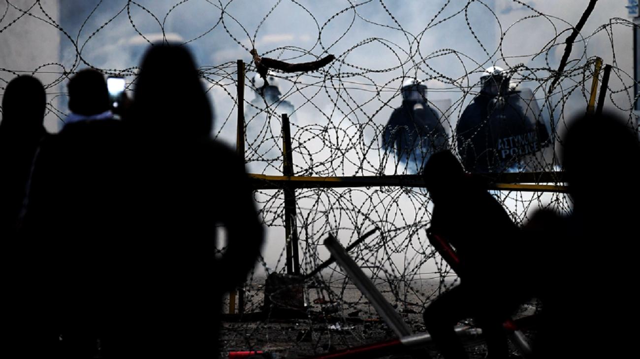 Καστανιές Έβρου: Νυχτερινή έφοδος μεταναστών με την κάλυψη Τούρκων
